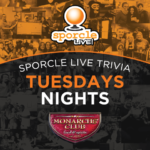 Tuesday Night Trivia at Monarchs Clucb